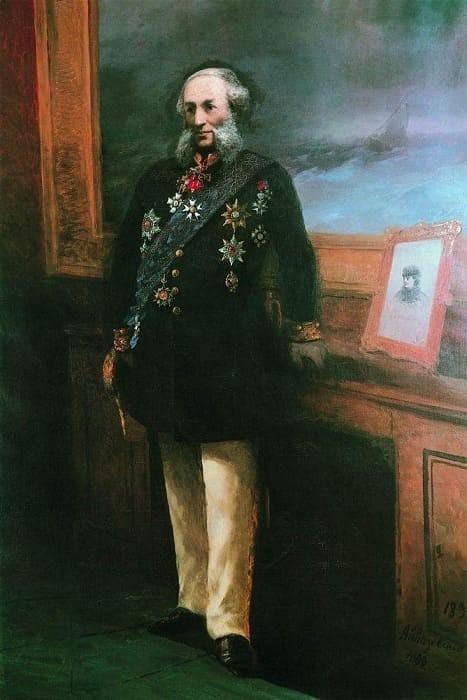 Почему две картины Айвазовского по сей день запрещено показывать в России?