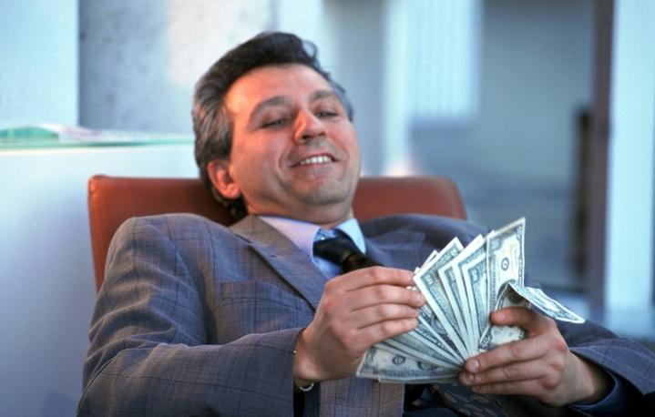 как поднимались богатые люди компании насчитывает