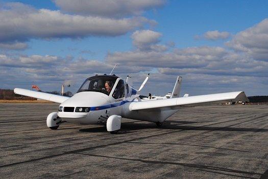 Поставки серийных летающих автомобилей Terrafugia Transition начнутся в 2019 г.