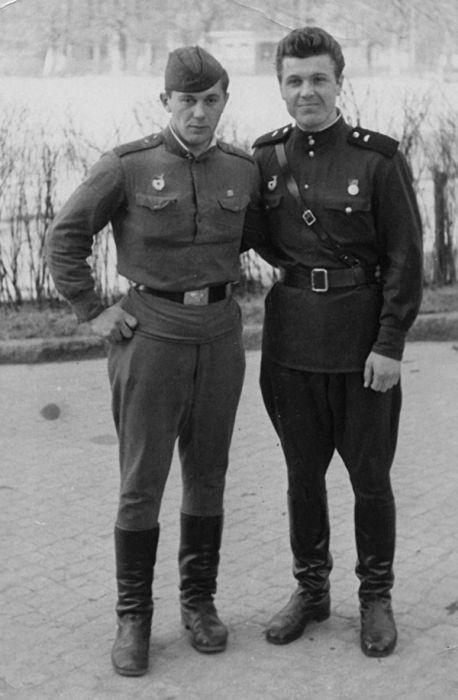 Лев Лещенко армия, знаменитости, фото