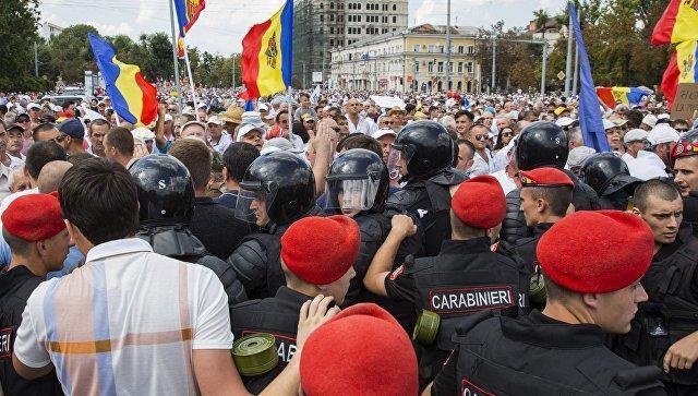 Что случилось в Молдавии и п…