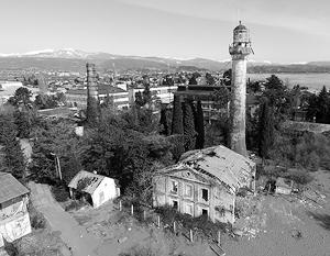 Абхазия способна сбить амери…
