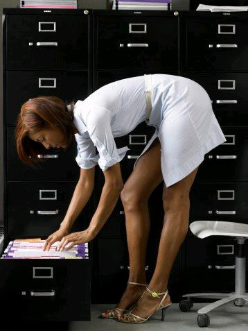 Дневник безработной секретарши (юмор:)