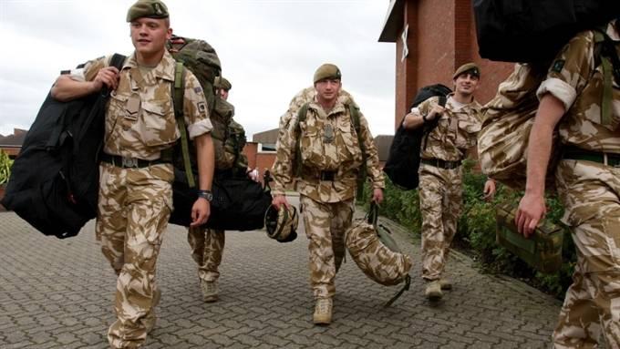 Лондон ведёт переговоры о создании новой военной базы на Ближнем Востоке