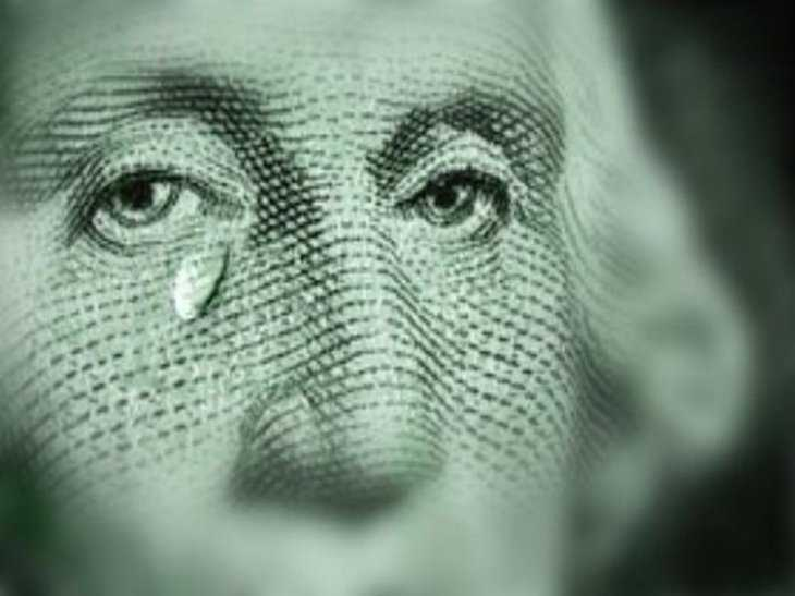 Goldman Sachs: доллару грозит обвал. Валютный рынок. Финансы. Новости Bigness.ru
