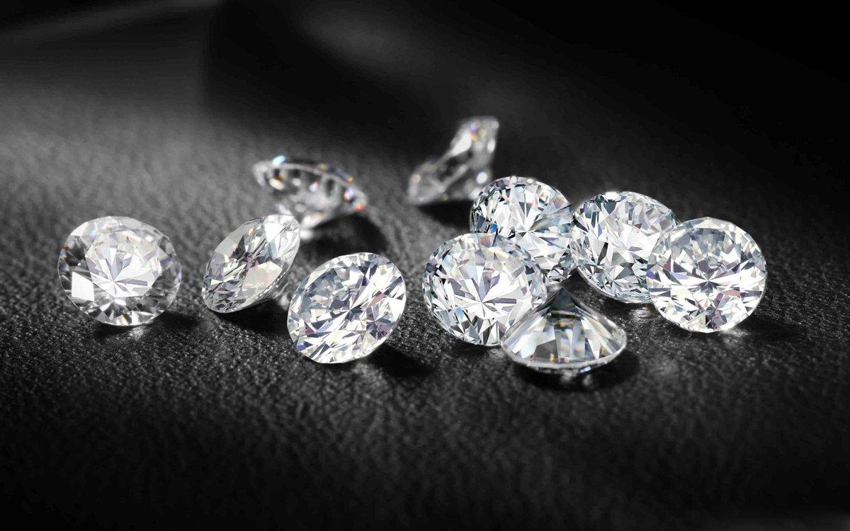 «Газпром» хочет синтезировать алмазы