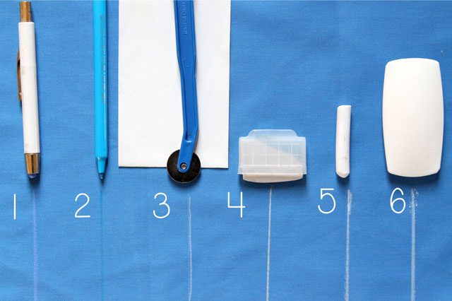 ПОРТНЯЖНЫЕ СЕКРЕТЫ. Способы разметки деталей выкройки на ткани