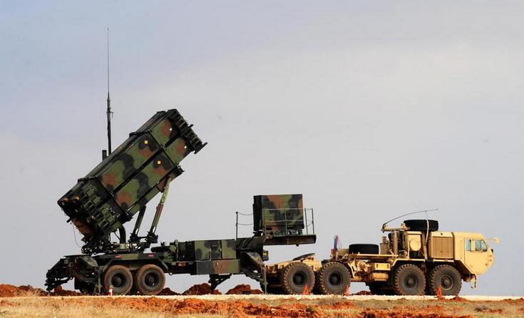 ПВО Израиля уничтожила неопознанную цель на границе с Сирией