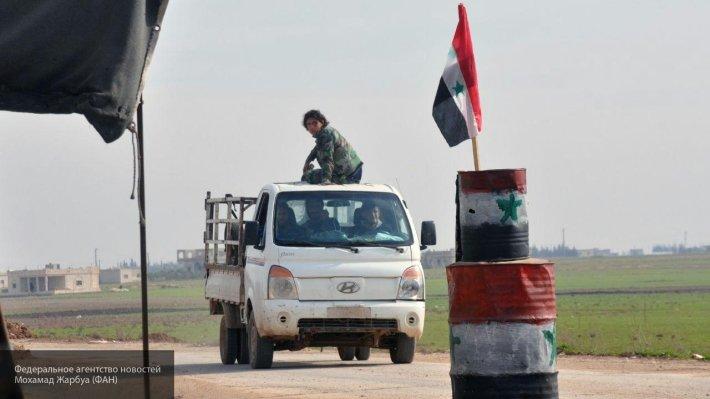 Прорыв с аэродрома «Абу-Духур»: в рядах боевиков назрел раскол