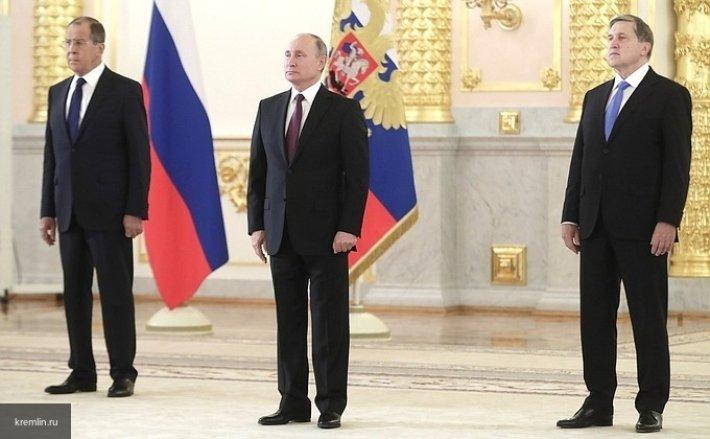 Путин: «Россия готова к конструктивному взаимодействию с Эстонской республикой»