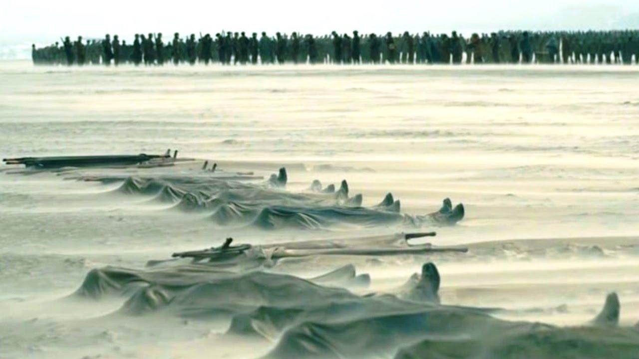 Зарисовки с пляжей Дюнкирхена