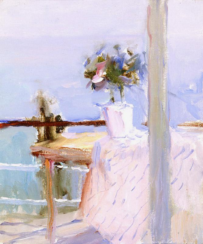 Обожаю такой импрессионизм! До краев наполненные солнцем картины Петра Безрукова