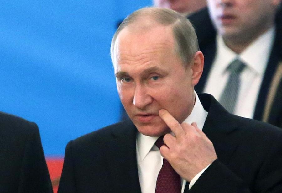 Последние изоляторы Путина нашлись... в Австрии!
