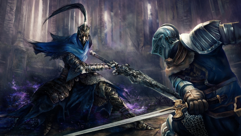 Dark Souls Remastered неожиданно вышла в Steam