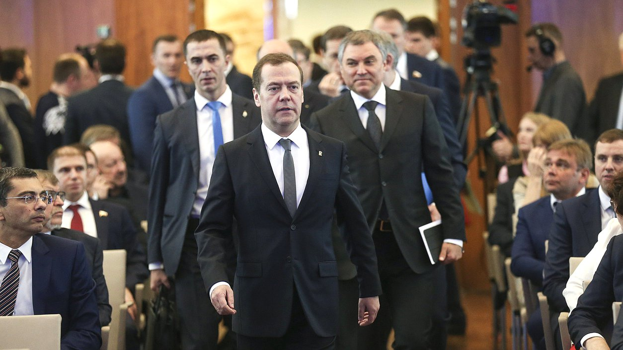 Кто лжёт в правительстве Медведева?