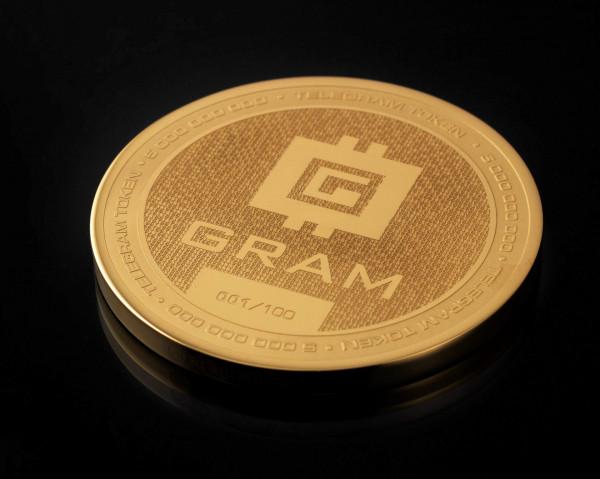Инвесторы криптовалюты Gram …