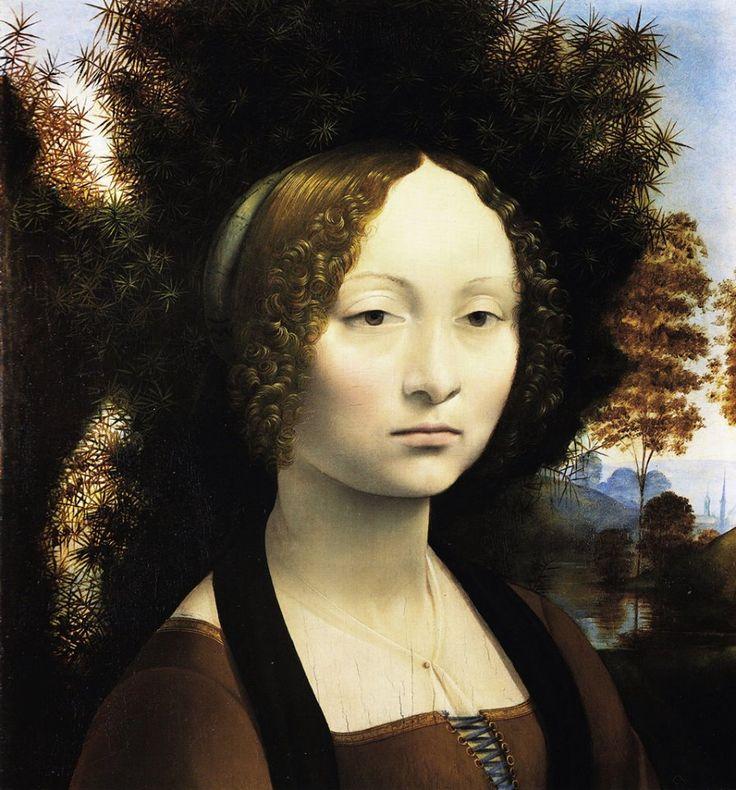 Картины Леонардо да Винчи (1)