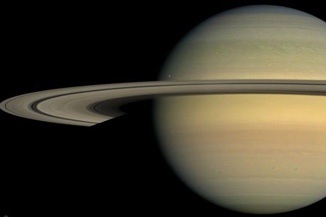 Кольца Сатурна появились совсем недавно