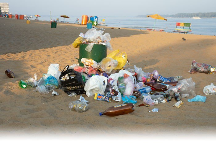 Пластиковый апокалипсис: 22 фото об ужасающих последствиях нашей глупости.