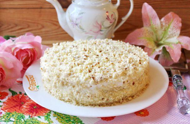 Торт «Быстро и вкусно»
