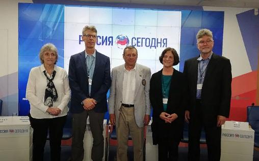 Американцы, посетившие Крым: «Картинка в наших СМИ совсем неадекватна»