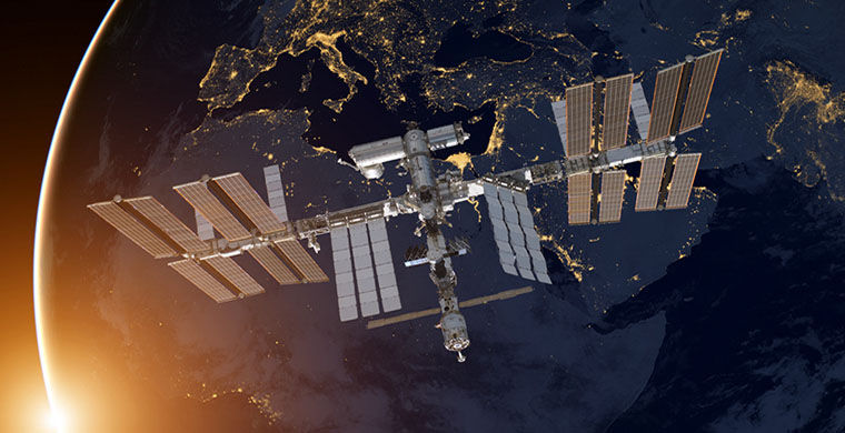Международную космическую станцию могут превратить в отель