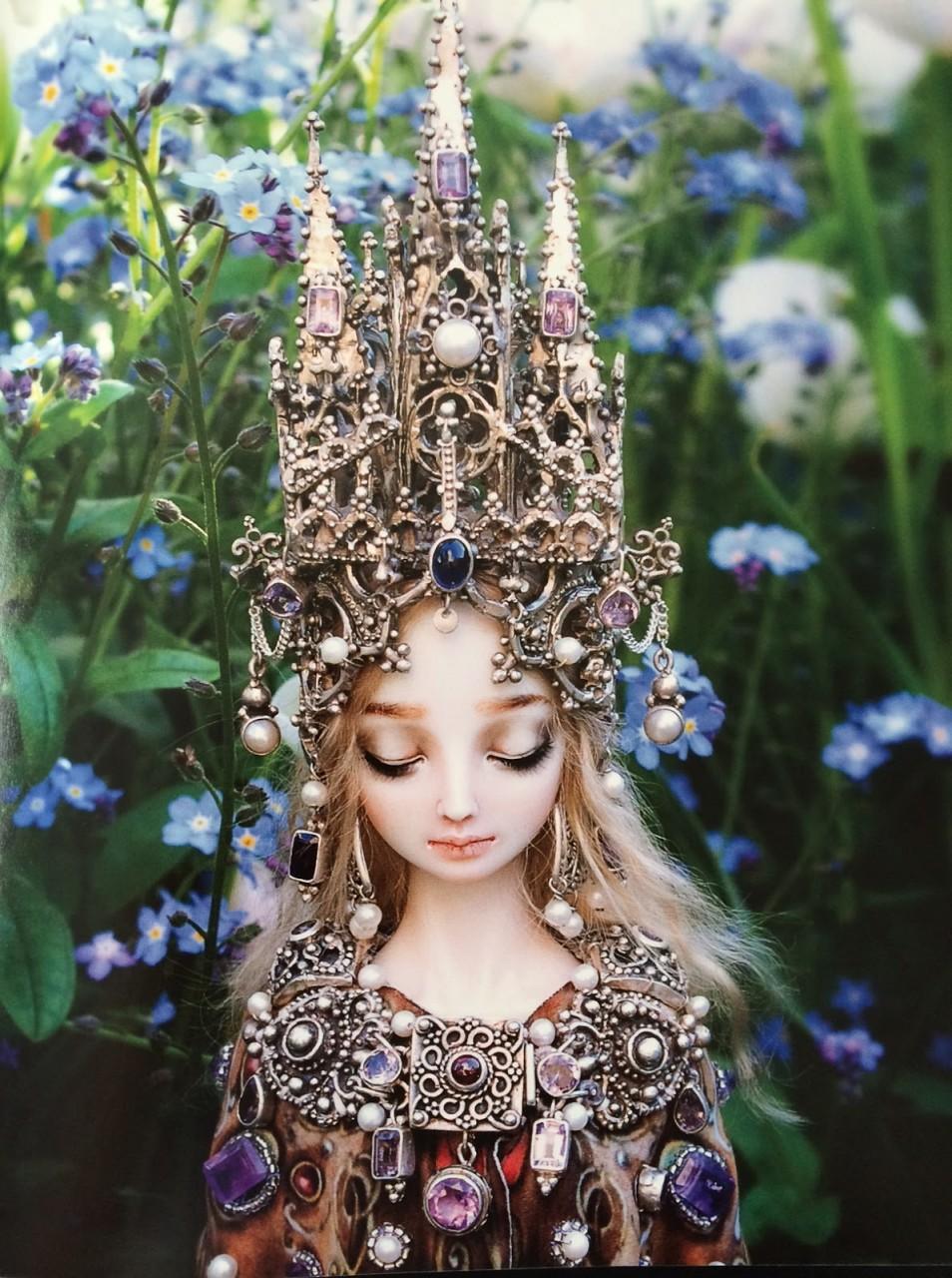 Кукольный мир Марины Бычковой