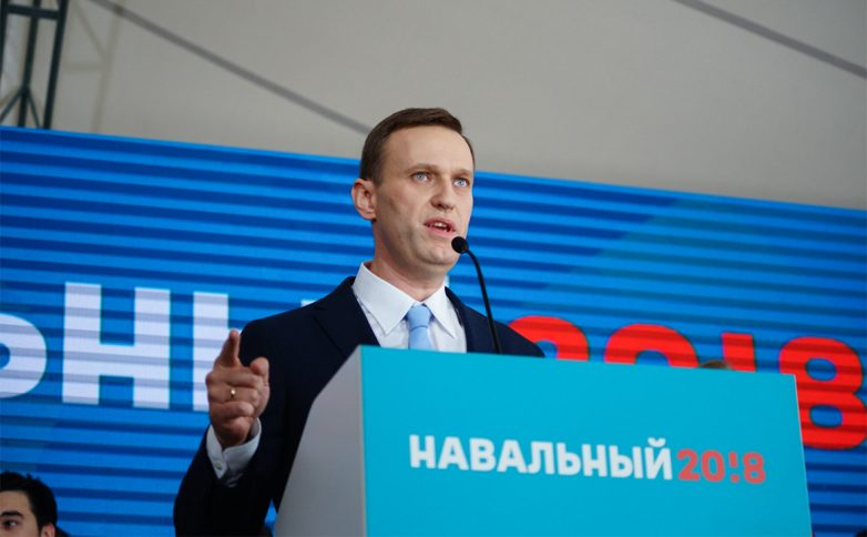 ЦИК отказалась допустить Навального на выборы