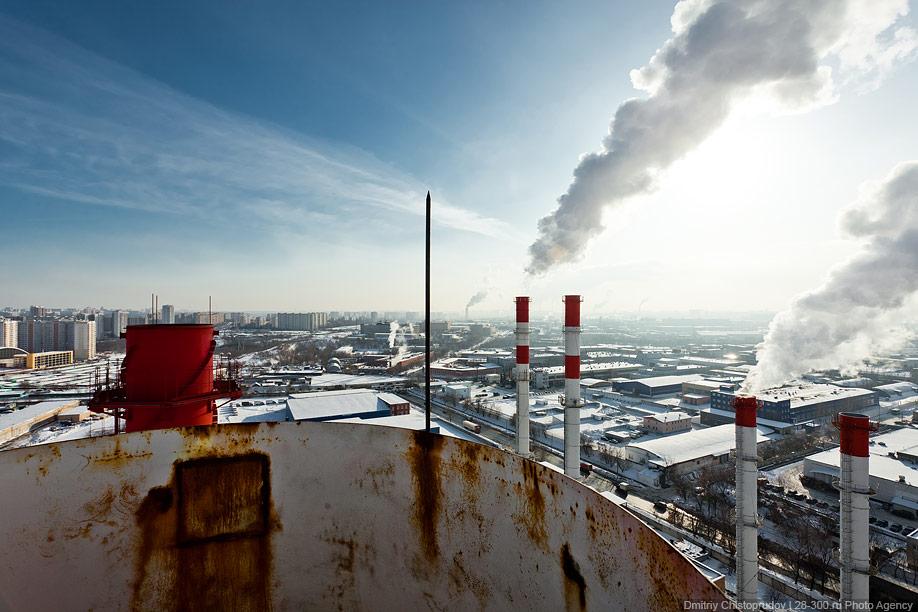 2441 Как украсть новейшую газотурбинную теплоэлектростанцию?