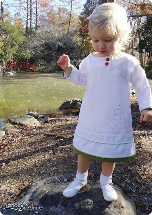 ШЬЕМ, ШЬЁМ, ШЬЁМ... нарядное платье для девочки