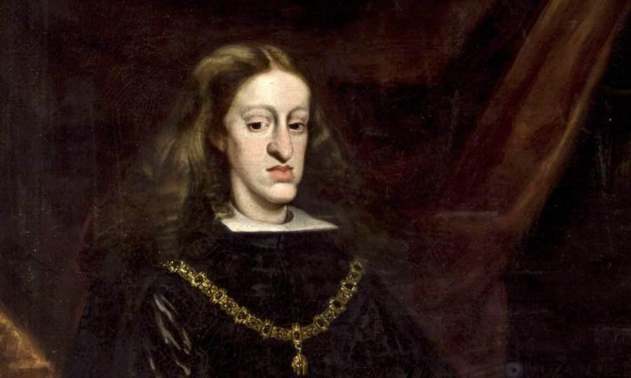 Карл II – самый уродливый испанский король
