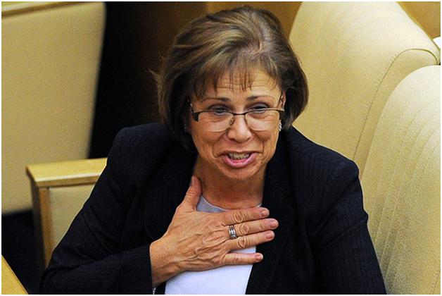 Ирина Роднина спровоцировала скандал по поводу новогодних шоу на отечественном ТВ