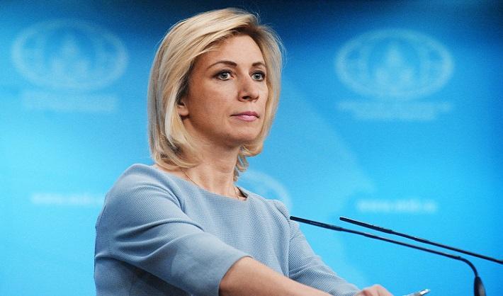 МИД России считает безумием последнее решение Европарламента