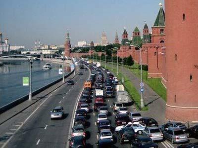 В Москве появится система TMC, которая оповестит водителей о пробках