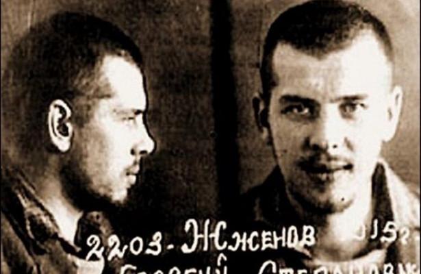 Георгий Жженов в сталинских лагерях