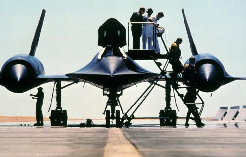 SR-71 «Черный дрозд»: самый скоростной самолет в мире