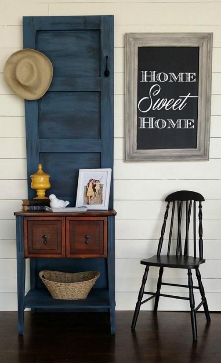 Мебель из дверей (подборка)
