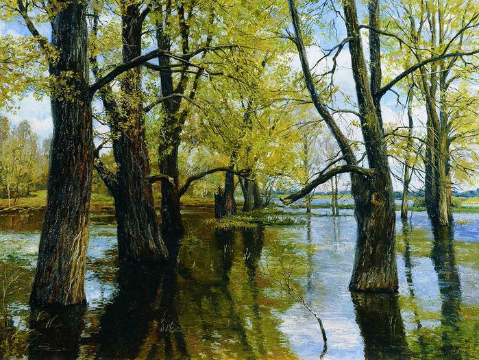 Творчество современного молодого художника Станислава Брусилова