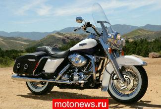 В России отзывают немножко Harley-Davidson