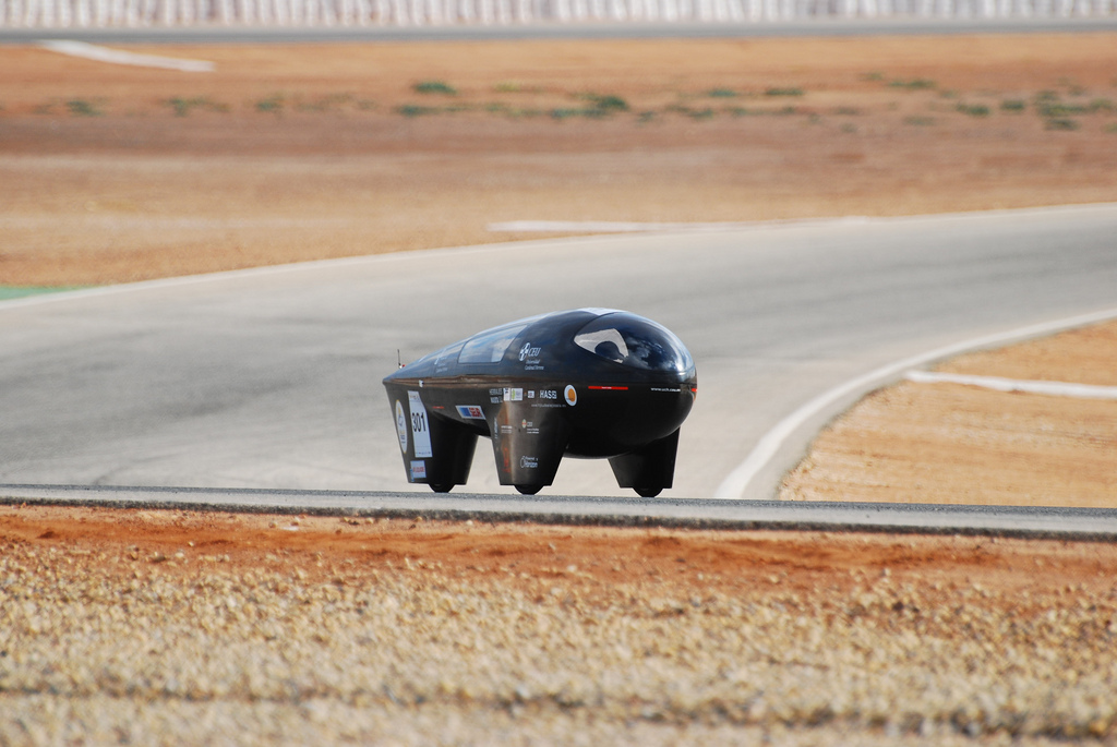 1120 Автомобили на солнечной тяге