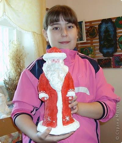 Новогодний сувенир. Дед Моро…