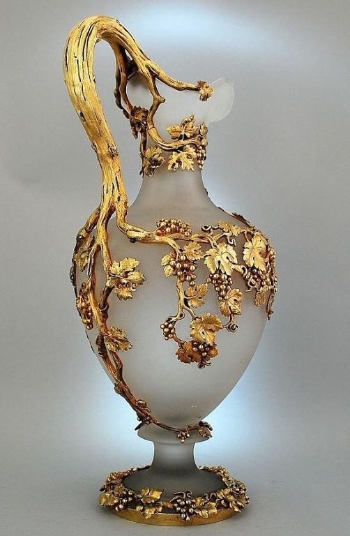 Колекция кувшинов ручной работы.  Англия, Германия, 1880-1890 гг.
