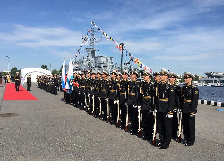 Пехотный генерал может стать начальником Главного штаба ВМФ