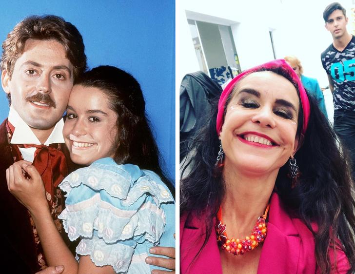 Как выглядят и чем занимаются звезды наших любимых бразильских сериалов