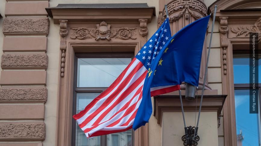 Брюссель намерен ответить Вашингтону на антироссийские санкции с помощью ВТО