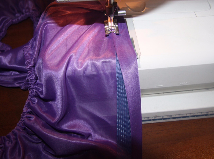 Регилин низа юбки мастер класс