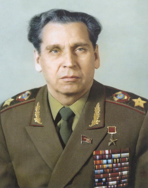 Столетие со дня рождения маршала Н.В. Огаркова
