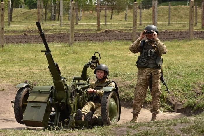 Воздушные силы Украины начали командно-штабные учения