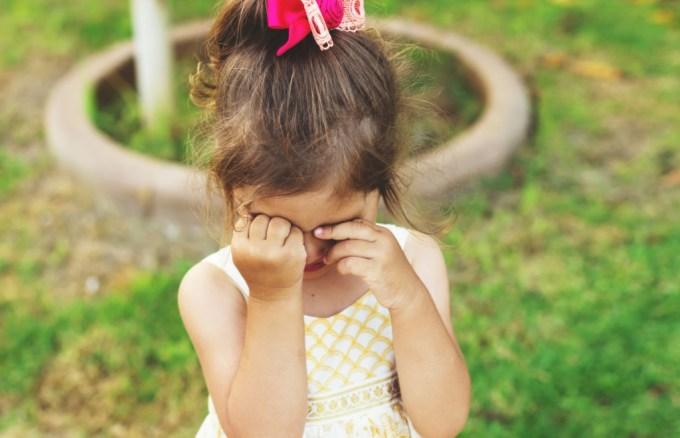 Когда дети шантажируют прощением