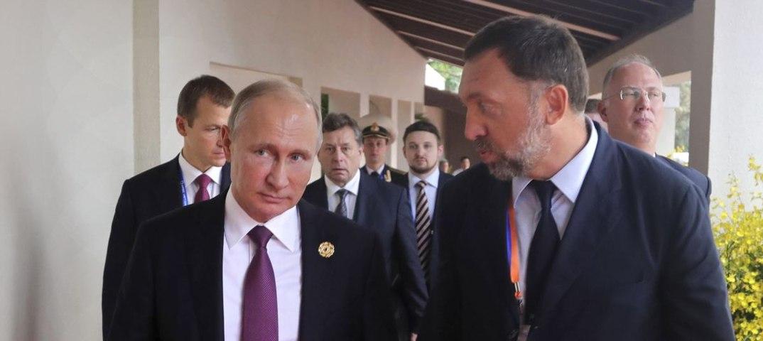 О том, как Путин «помогает» олигархам.